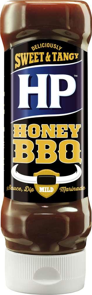 Abbildung des Sortimentsartikels HP Honey BBQ Sauce 400ml
