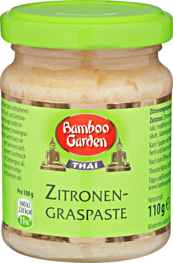 Abbildung des Sortimentsartikels Bamboo Garden Thai Zitronengraspaste 110g
