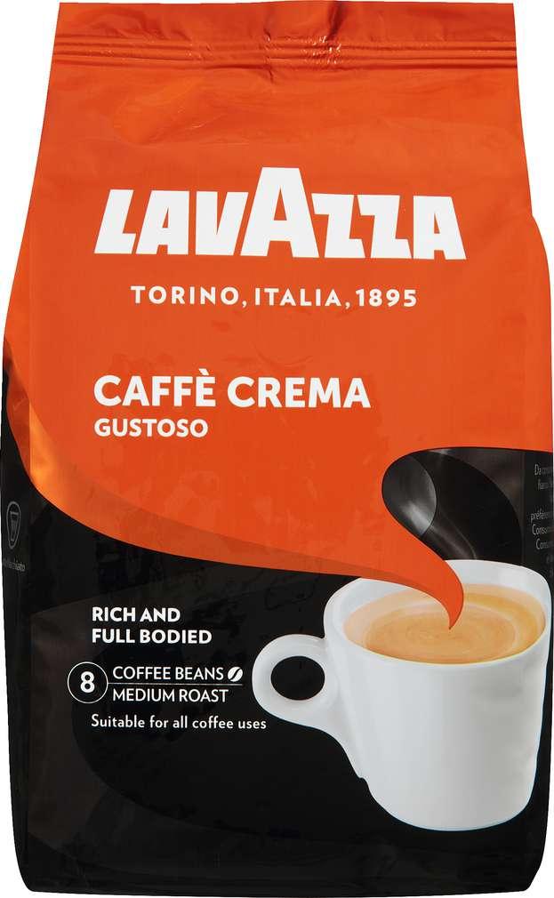 Abbildung des Sortimentsartikels Lavazza Caffè Crema Gustoso 1000g