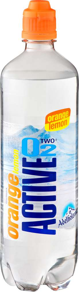 Abbildung des Sortimentsartikels Active O2 Orange Limone 0,75l