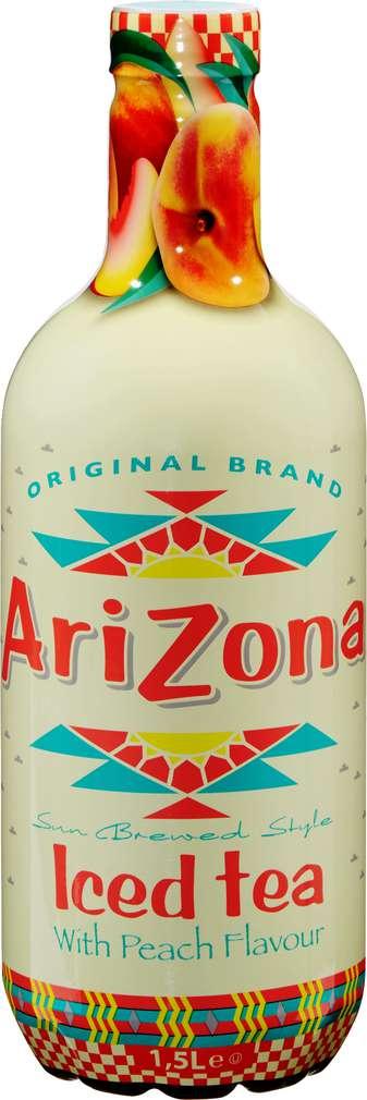Abbildung des Sortimentsartikels Arizona Iced Tea Pfirsich 1,5l