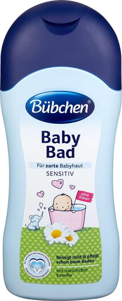 Abbildung des Sortimentsartikels Bübchen Baby Bad 1000ml