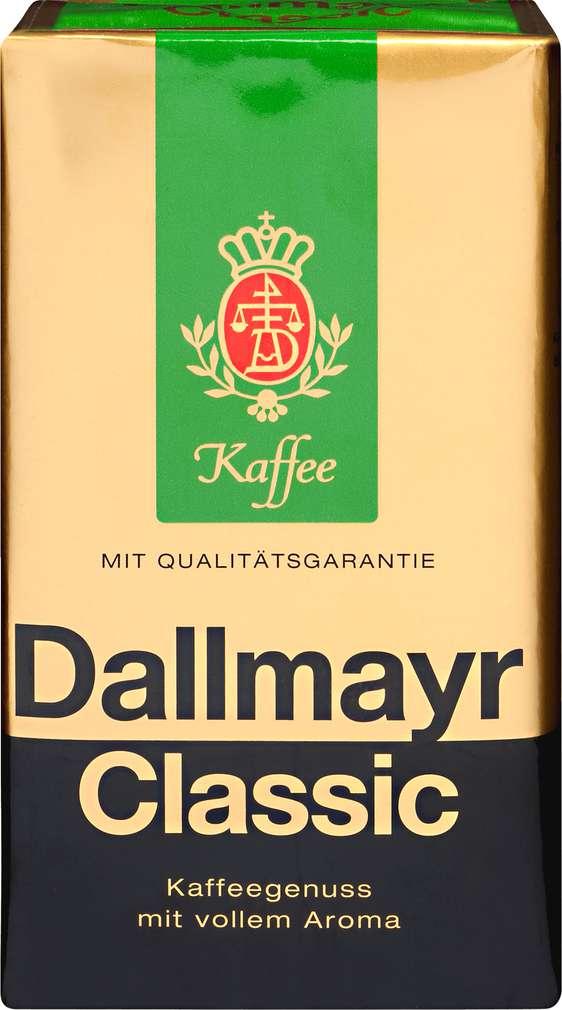 Abbildung des Sortimentsartikels Dallmayr Classic 500g