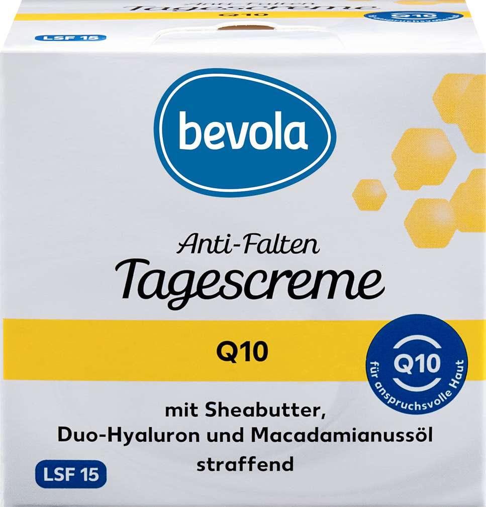Abbildung des Sortimentsartikels Bevola Anti-Falten Tagescreme Q10 50ml