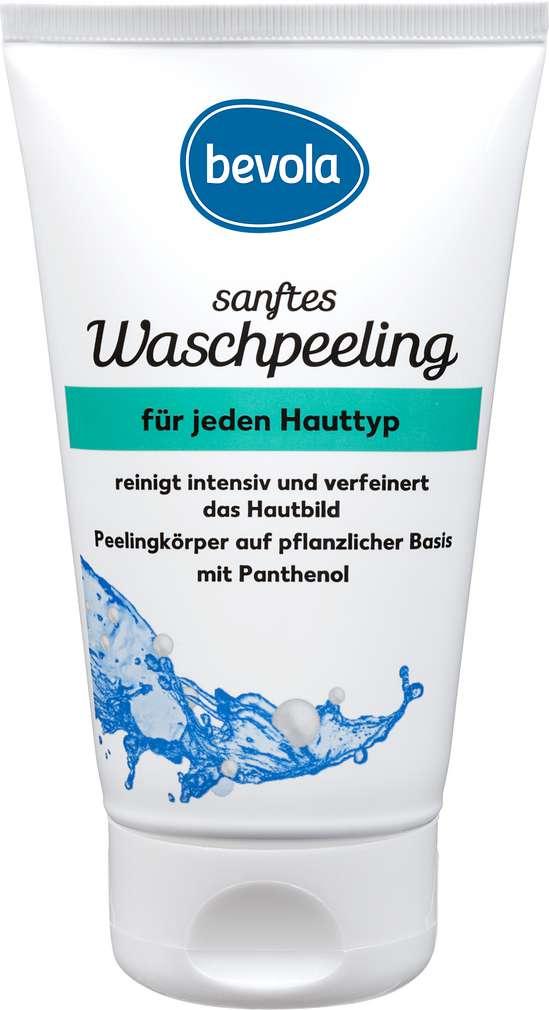 Abbildung des Sortimentsartikels Bevola Sanftes Waschpeeling 150ml