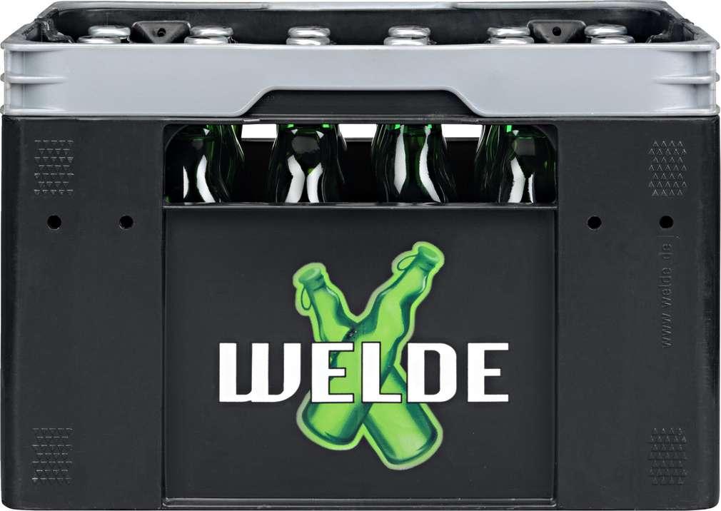 Abbildung des Sortimentsartikels Welde Welde No 1 Slow Beer Pils 24/0,33l