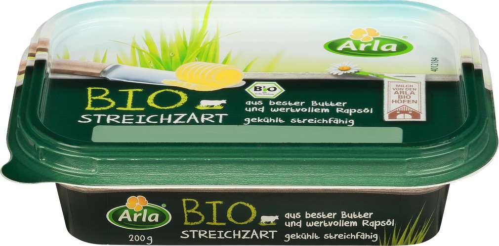 Abbildung des Sortimentsartikels Arla Bio Streichzart 200g
