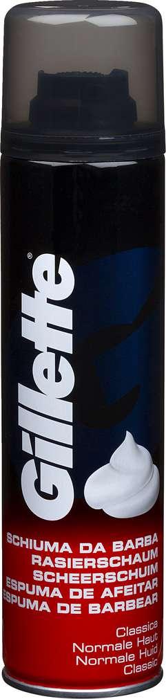 Abbildung des Sortimentsartikels Gillette Rasierschaum Classic 300ml