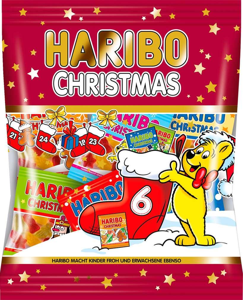 Abbildung des Sortimentsartikels Haribo Christmas Mix 250g
