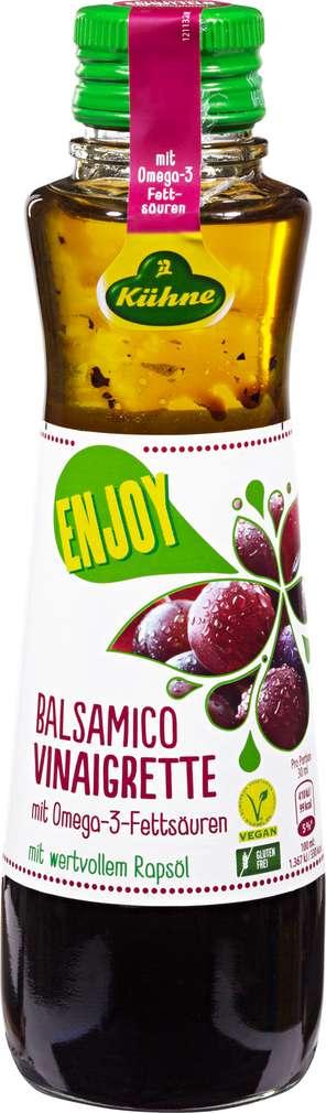 Abbildung des Sortimentsartikels Kühne Enjoy Balsamico-Vinaigrette 300ml