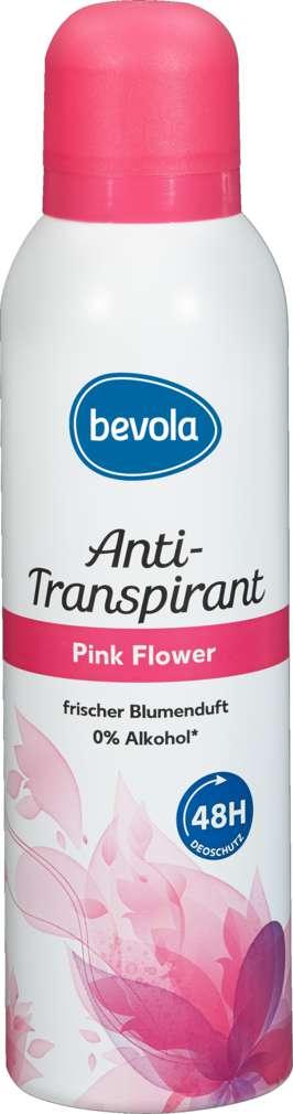 Abbildung des Sortimentsartikels Bevola Deospray Pink Flower 200ml