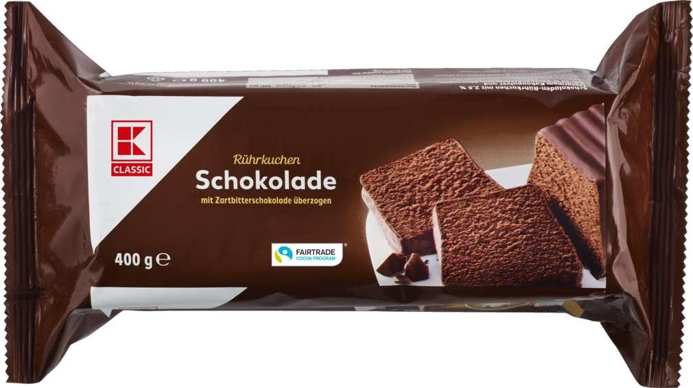 Abbildung des Sortimentsartikels K-Classic Rührkuchen Schokolade 400g