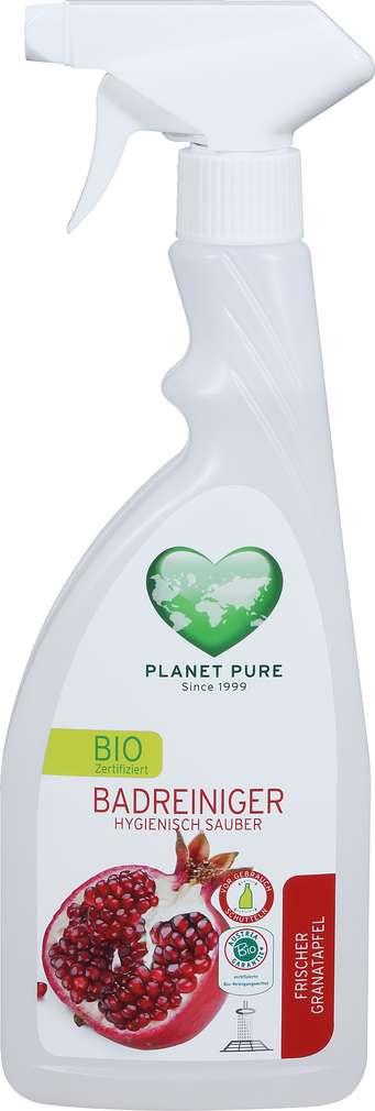 Abbildung des Sortimentsartikels Planet Pure Bio Badreiniger Granatapfel 510ml
