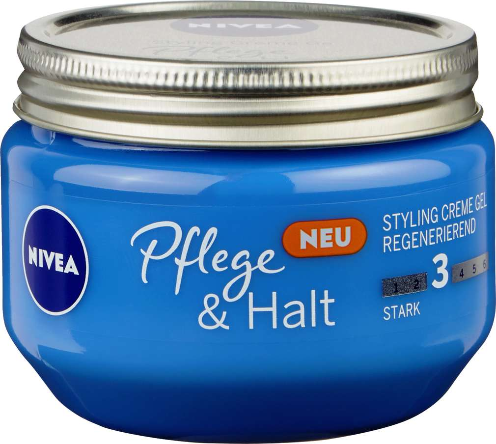Abbildung des Sortimentsartikels Nivea Styling Creme Gel stark 150ml