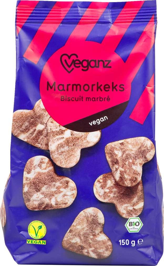 Abbildung des Sortimentsartikels Veganz Bio-Marmorkeks vegan 150g
