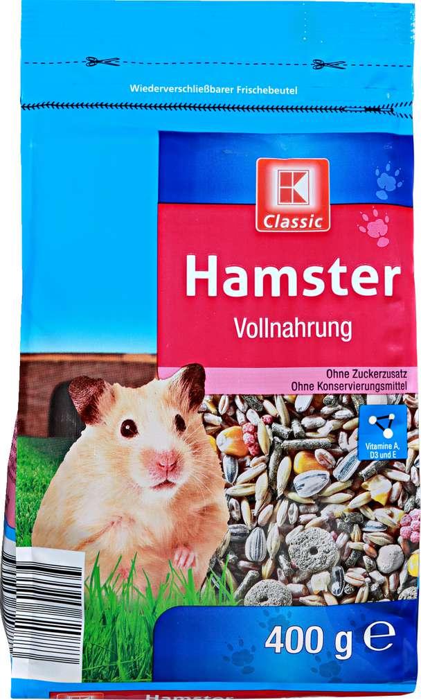 Abbildung des Sortimentsartikels K-Classic Hamster Vollnahrung 400g