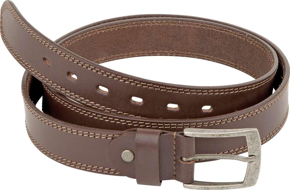 Abbildung des Sortimentsartikels K-Classic Jeansgürtel braun 100cm