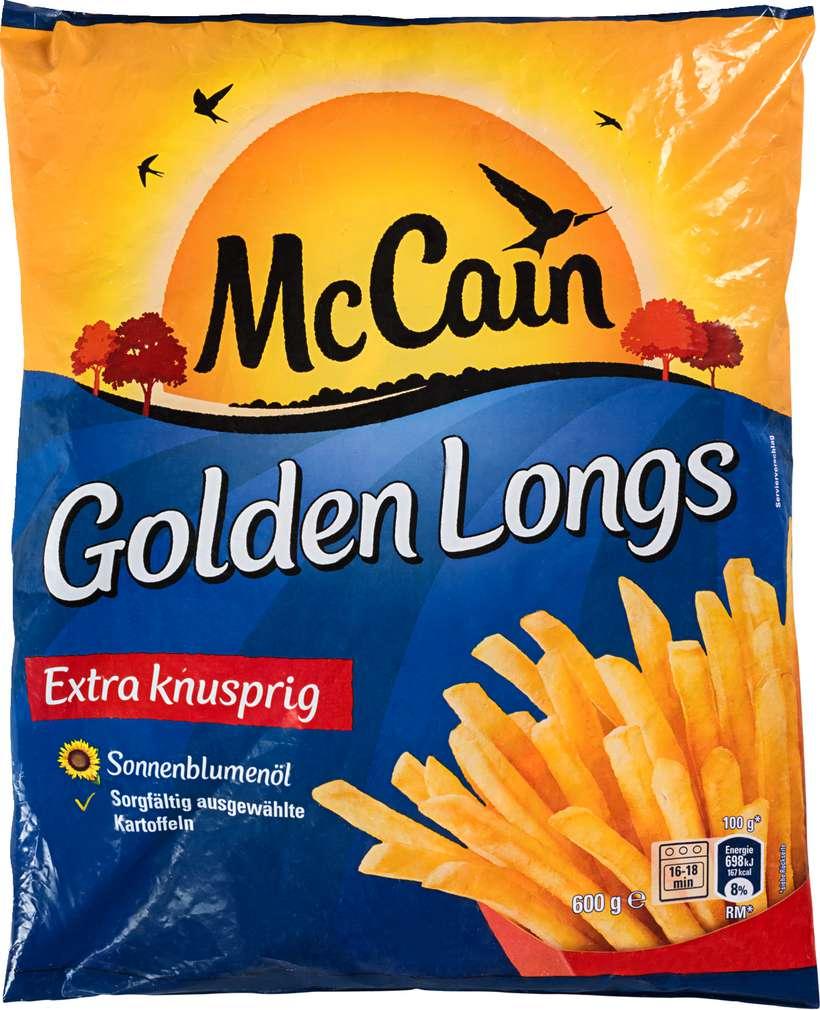 Abbildung des Sortimentsartikels Mc Cain Golden Longs 600g