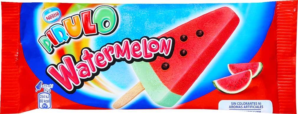 Abbildung des Sortimentsartikels Nestlé Schöller Pirulo Watermelon 73ml