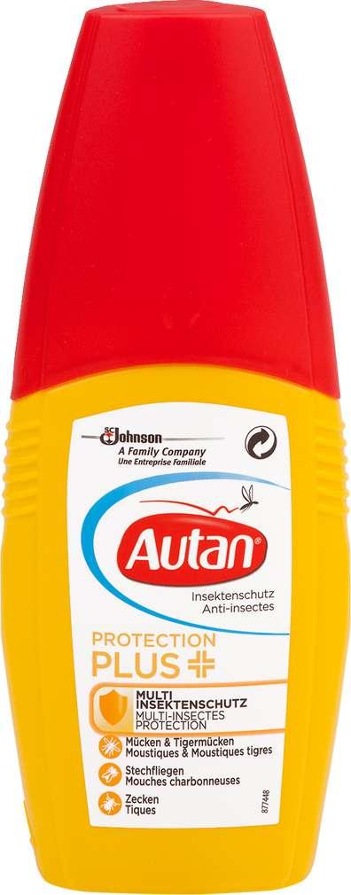 Abbildung des Sortimentsartikels Autan Protection Plus Pumpspray 100ml