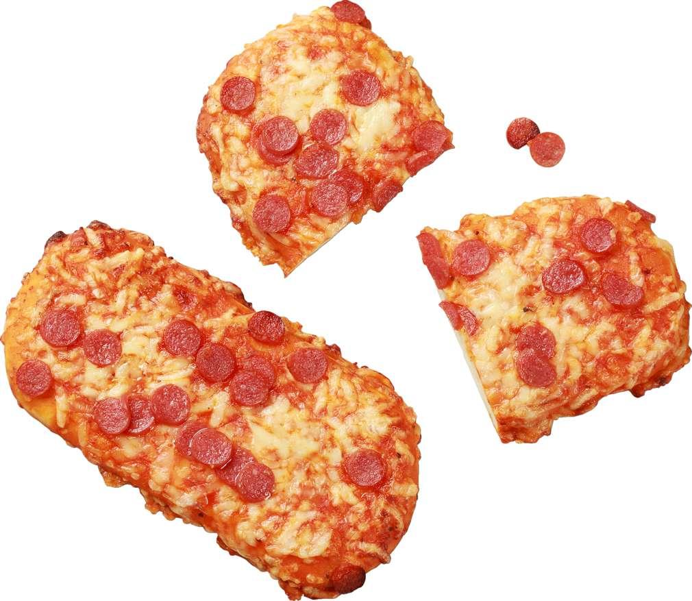 Abbildung des Sortimentsartikels Freiberger Pizza Salami 120g