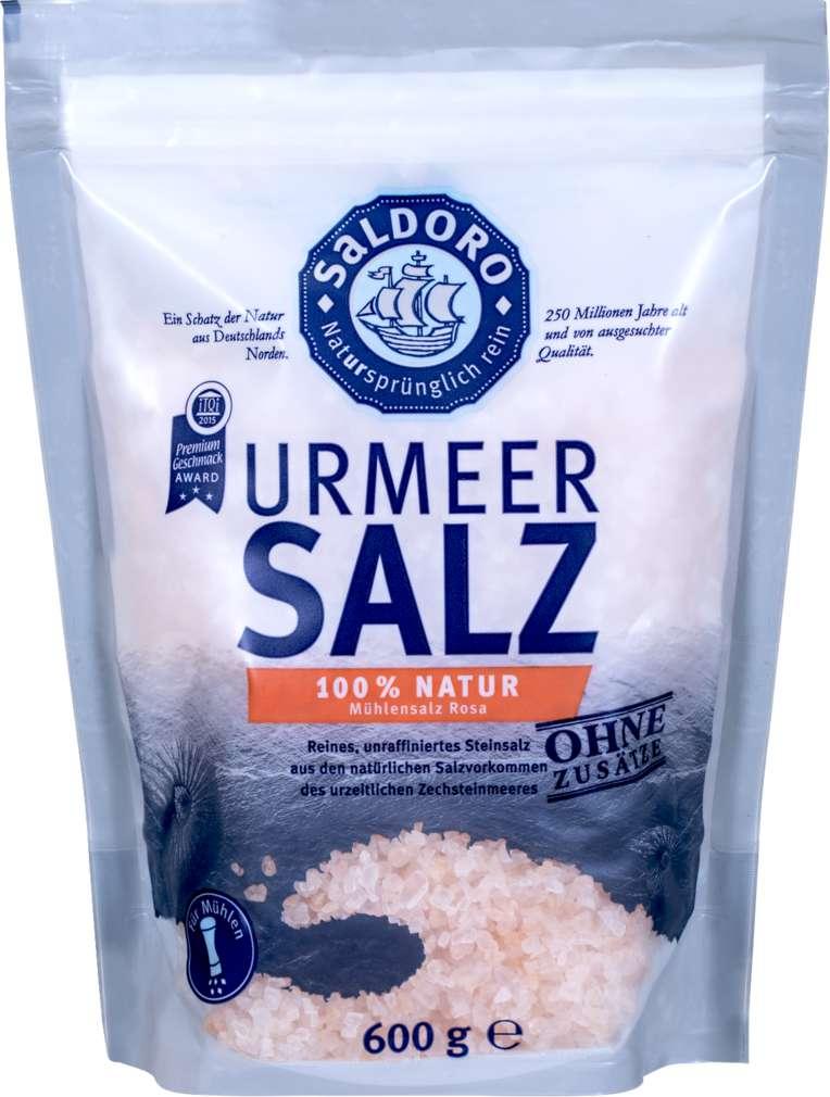 Abbildung des Sortimentsartikels Saldoro Urmeer Salz