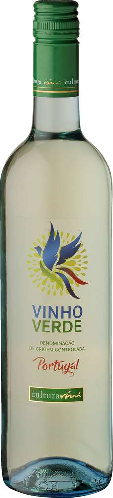 Abbildung des Sortimentsartikels Cultura Vini Vinho Verde 0,75l