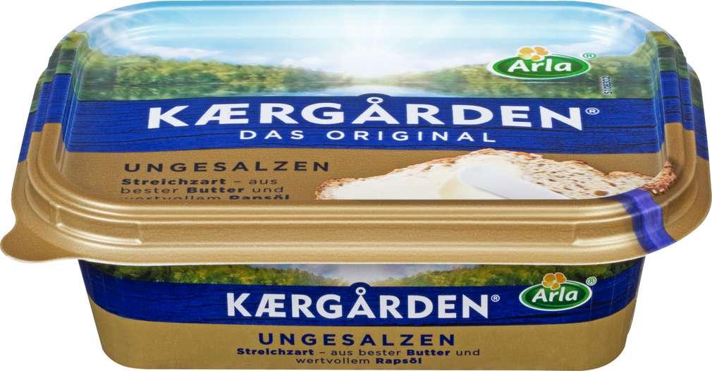 Abbildung des Sortimentsartikels Arla Kaergarden ungesalzen 250g