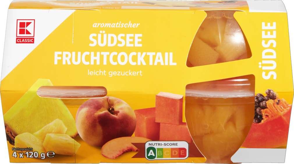 Abbildung des Sortimentsartikels K-Classic Fruchtcup Tropical 4x120g
