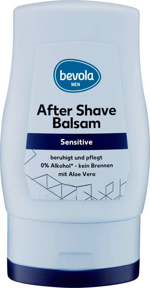 Abbildung des Sortimentsartikels Bevola After Shave Balsam Sensitive 100ml