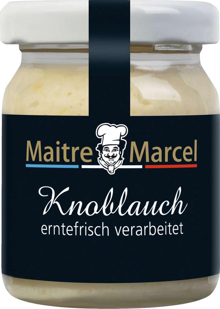 Abbildung des Sortimentsartikels Maitre Marcel Knoblauch 50g