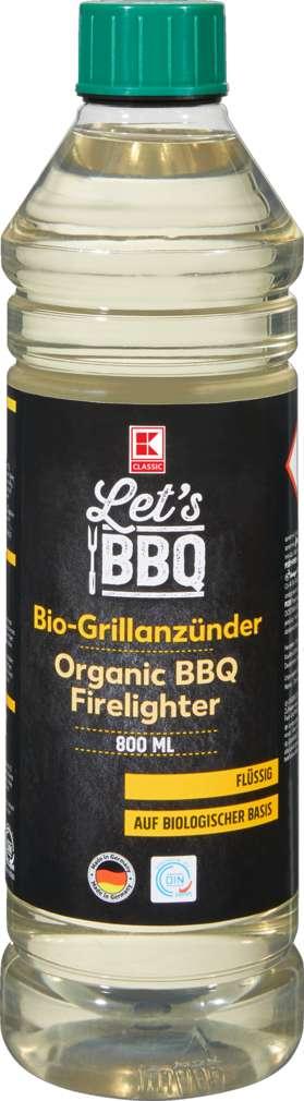 Abbildung des Sortimentsartikels Countryside Let's BBQ Öko Bio-Grillanzünder flüssig, 800ml