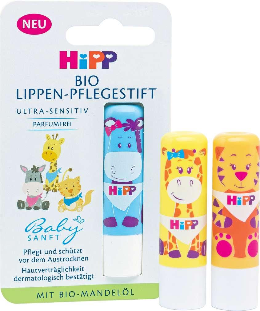 Abbildung des Sortimentsartikels Hipp Babysanft Bio Lippenpflegestift Ultra Sensitiv 4,8g