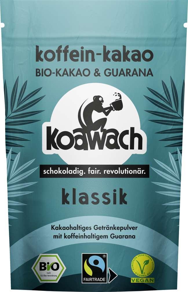 Abbildung des Sortimentsartikels Koawach Kakao Klassik 100g