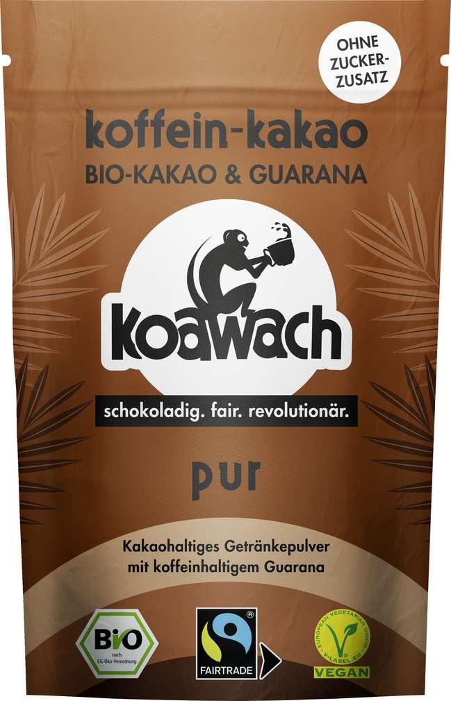 Abbildung des Sortimentsartikels Koawach Kakao Pur 100g