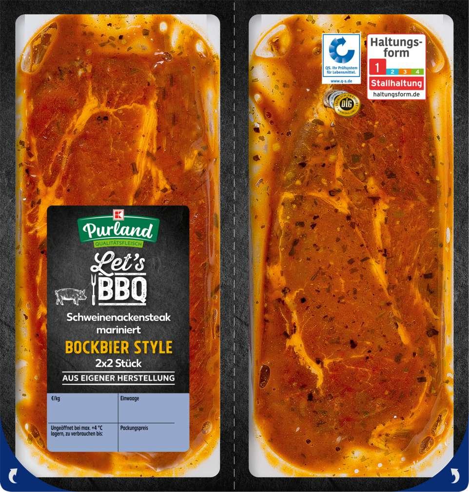 Abbildung des Sortimentsartikels K-Purland Bockbier Steak