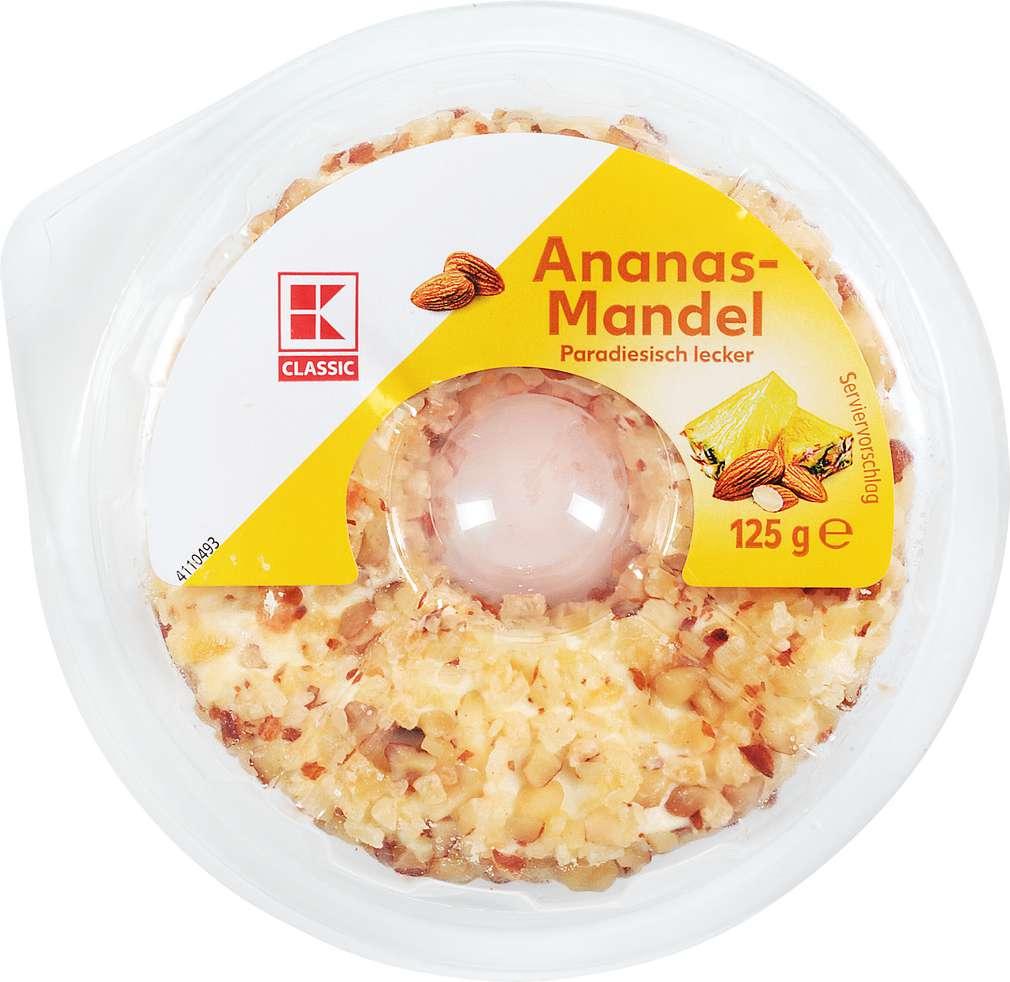 Abbildung des Sortimentsartikels K-Classic FK-Kranz Ananas-Mandel 125g