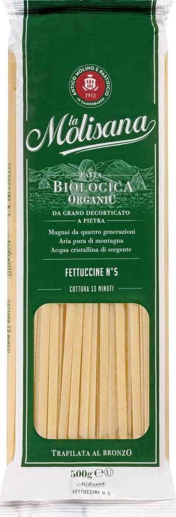 Abbildung des Sortimentsartikels La Molisana Bio-Nudeln Fettuccine 500g