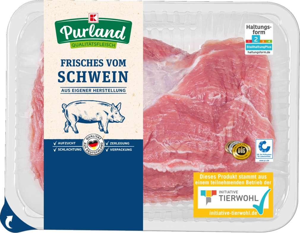 Abbildung des Sortimentsartikels K-Purland Schweinebraten aus der Schulter