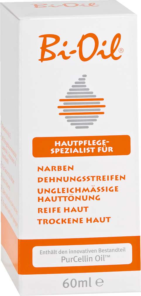 Abbildung des Sortimentsartikels Bi-Oil Hautpflege-Öl 60ml