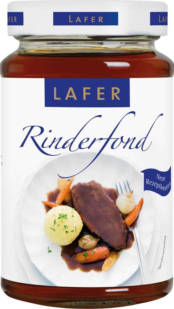 Abbildung des Sortimentsartikels Johann Lafer Rinderfond 400ml
