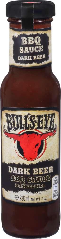 Abbildung des Sortimentsartikels Bulls-Eye Dark Beer Barbecue Sauce 235ml