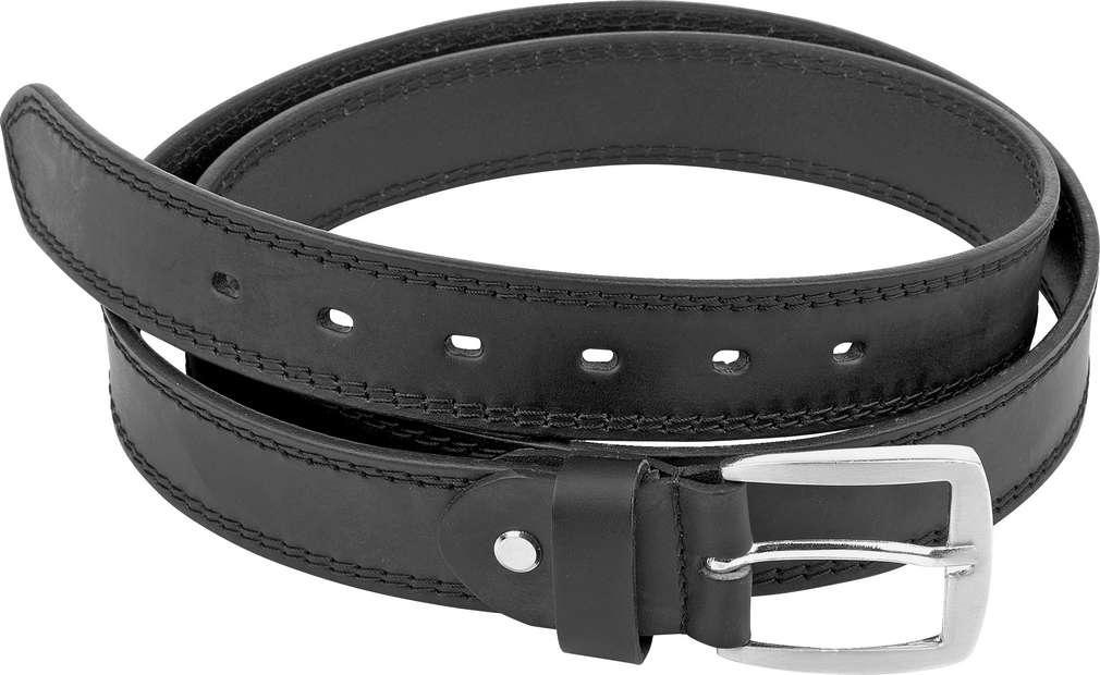 Abbildung des Sortimentsartikels K-Classic Jeansgürtel schwarz 125cm
