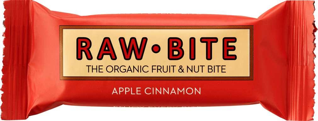 Abbildung des Sortimentsartikels Raw Bite Bio-Rohkostriegel Cinnamon, vegan 50g