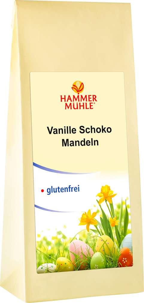 Abbildung des Sortimentsartikels Hammermühle Vanille-Schoko - Mandeln glutenfrei 100g