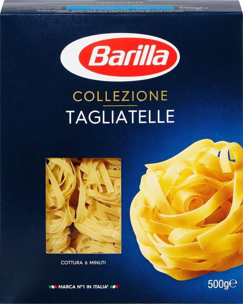 Abbildung des Sortimentsartikels Barilla Tagliatelle La Collezione 500g