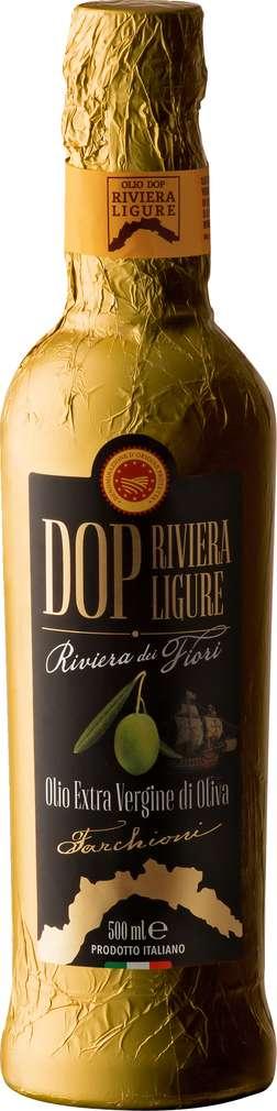 Abbildung des Sortimentsartikels Farchioni Ital.Olivenöl. D.O.P extra nativ, Ligure 500ml