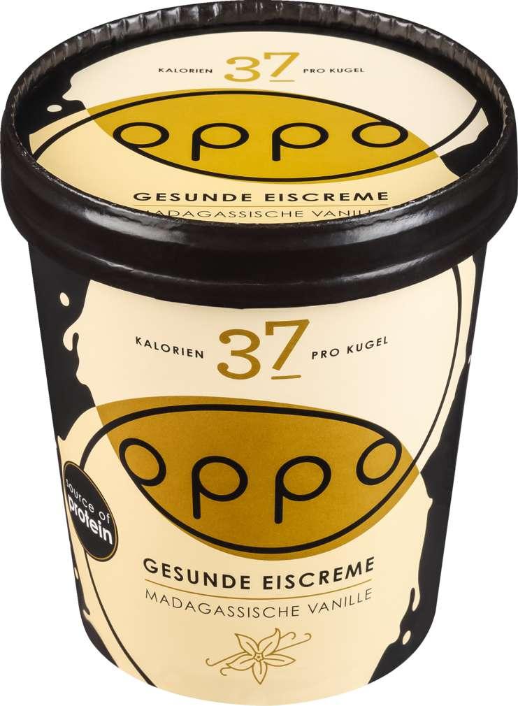 Abbildung des Sortimentsartikels Oppo Madagascan Vanilla Ice Cream 500ml