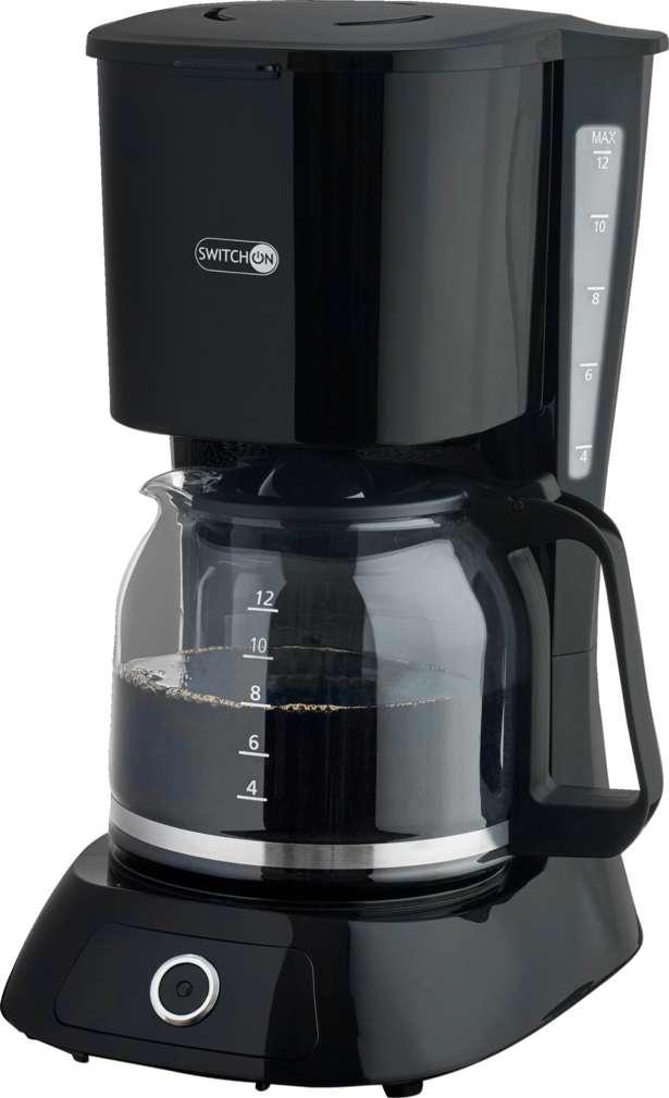 Abbildung des Sortimentsartikels Switch On Kaffeemaschine CM-D0201