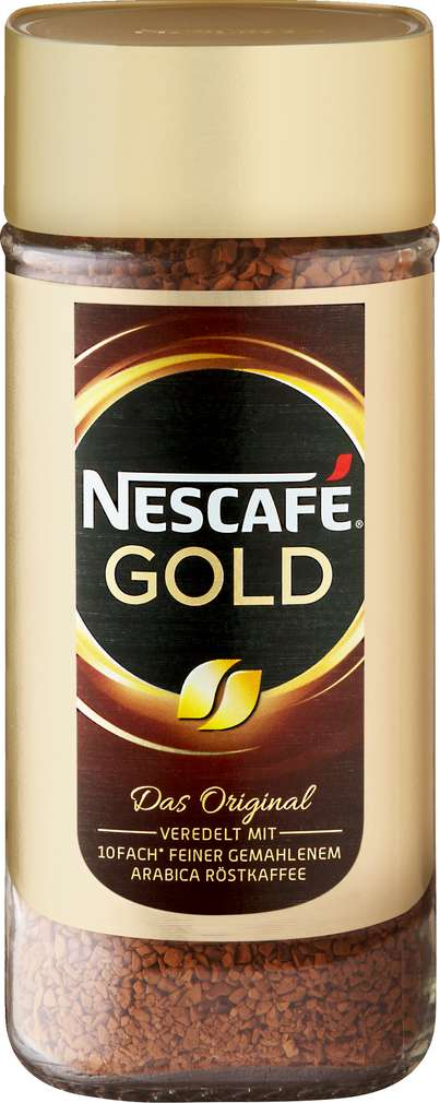 Abbildung des Sortimentsartikels Nescafé Gold 200g
